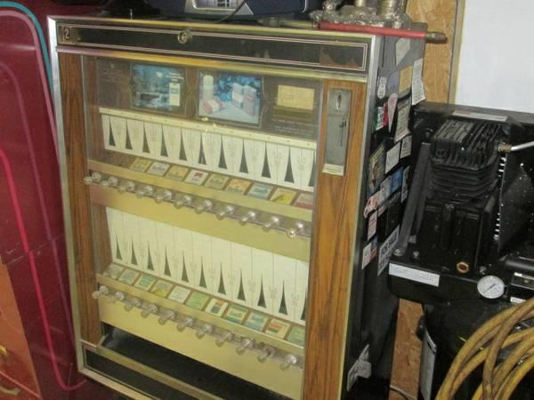 old cig. machine - $250