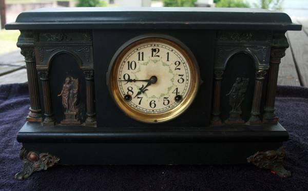OLD CLOCK - $75