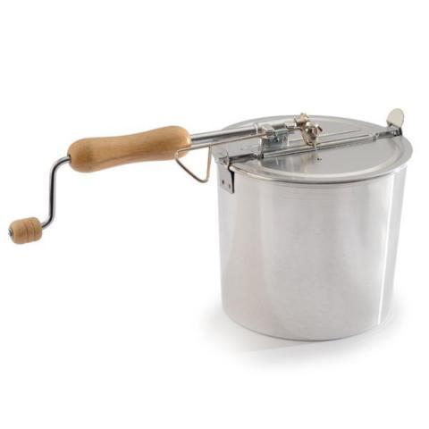 Old Fashioned Popcorn Popper, 4 qt.- Norpro 581