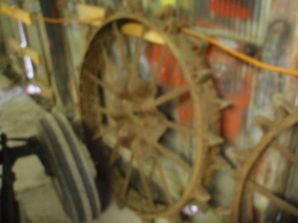 Old Iron Wheels - $250 (Nazareth)