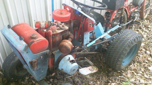 Wheelhorse Garden Tractor For Sale In Ohio Classifieds U0026 Buy And Sell In  Ohio   Americanlisted