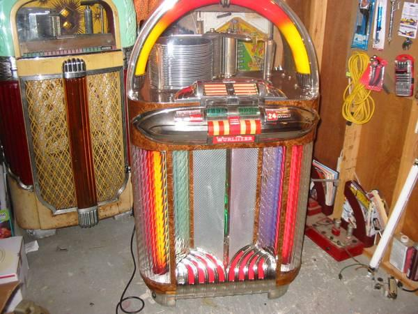 Old Jukebox Wanted and Jukebox Parts for Sale in Saint Joseph
