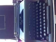 Old Royal Typewriter