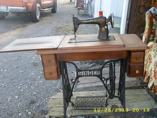Singer Sewing For Sale In Ohio Classifieds Buy And Sell In Ohio Best 100 Year Old Singer Sewing Machine Value