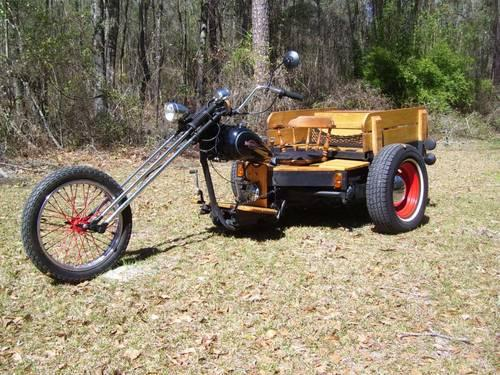 old skool vw trike for sale in tallahassee florida. Black Bedroom Furniture Sets. Home Design Ideas