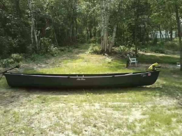 Old Town Discovery Sport canoe - $1000