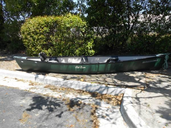 Old Town Saranac 146 XT Canoe - $425