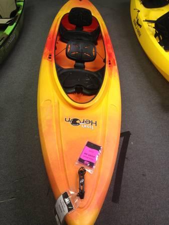 Old Town Twin Heron 2 person kayak - $599
