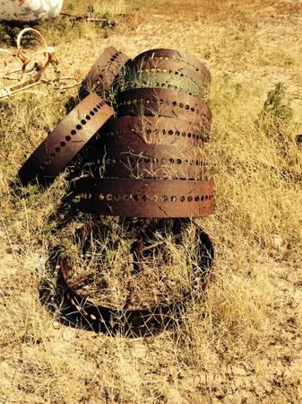 Old Wheels - $150