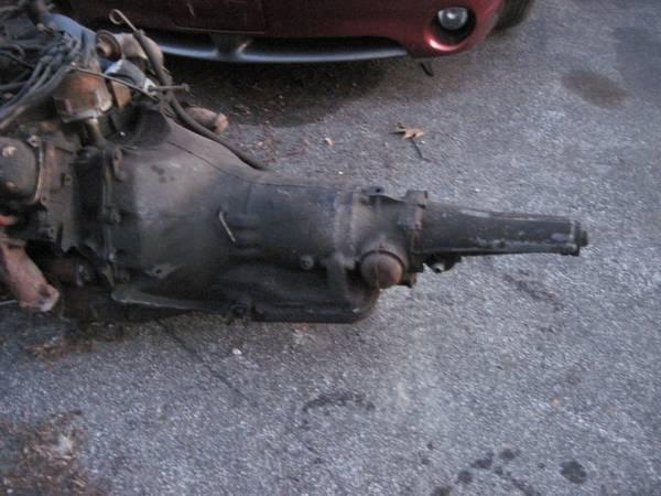 Turbo 350 Transmission For Sale >> Olds 350 Turbo Longtail Transmission 75