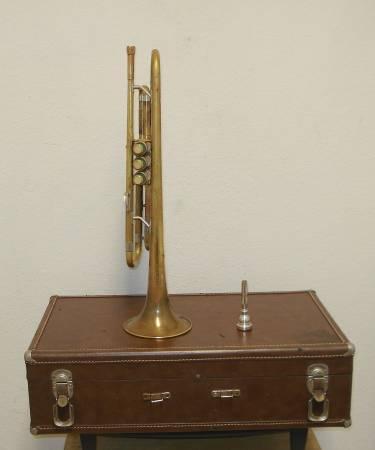 Olds Ambassador trumpet - $150