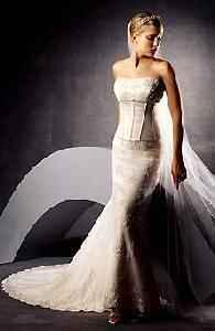 Oleg Cassini Wedding Dresses 2005