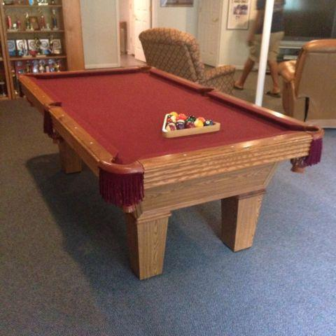 Olhausen Drake Ii Pool Table For Sale In Brighton