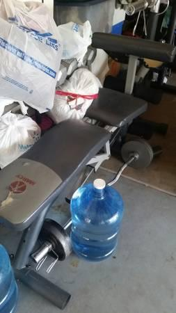 Olympic Weight Set - $500