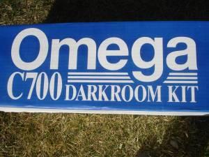 Omega c700 Dark room kit - $150 (Boulder)