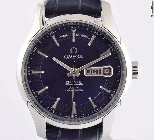 Omega De Ville Hour Vision Co-Axial Annual Calendar