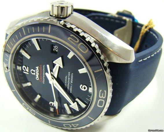 a004007429f Omega Seamaster Planet Ocean Titanium Liquidmetal 45.5mm for Sale in ...