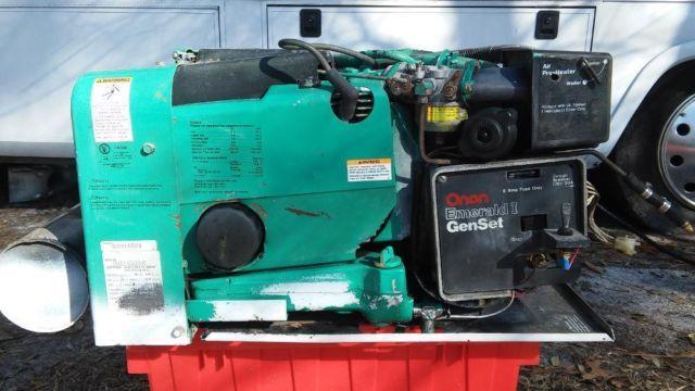 ONAN 4KW RV gas Generator