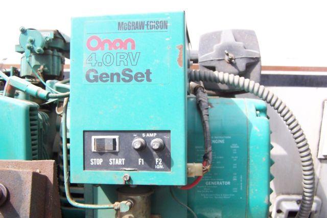 Onan Generator 4 0 For Sale In City Of Industry