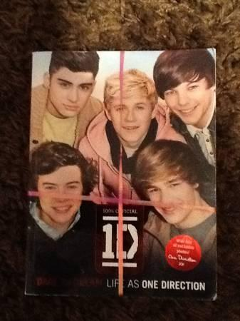 One direction -bundle - $20