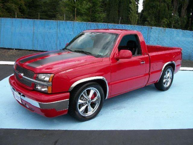 One of a Kind 2005 Chevrolet Silverado RST 1500 Short Bed with only 89 for Sale in Vancouver ...