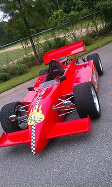 One Of A Kind Open Wheel Street Legal Indy Car For