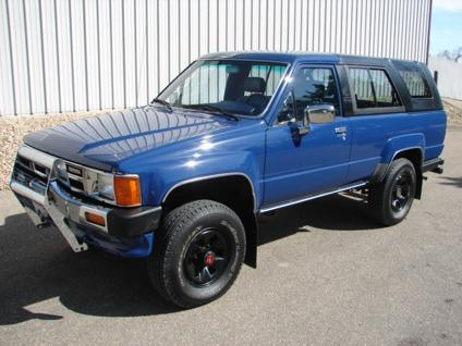 one owner 1986 toyota 4runner for sale in birmingham alabama classified. Black Bedroom Furniture Sets. Home Design Ideas