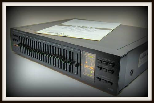 onkyo eq 35 stereo graphic equalizer for sale in hendersonville tennessee classified. Black Bedroom Furniture Sets. Home Design Ideas