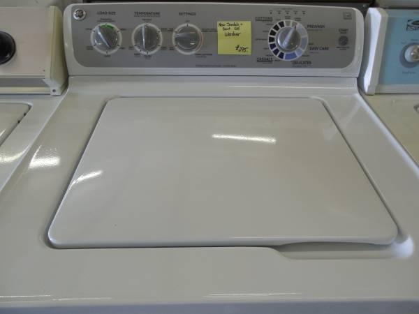 Oooooooooo Yea New Scratch Dent Ge Washer For Sale In Manor Delaware Classified