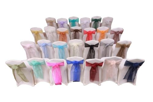 Organza Sashes – Beauty With Royalty And Elegance