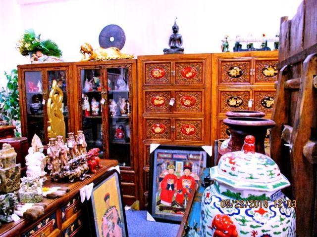 Original and Fine reproductions Asian Furniture and