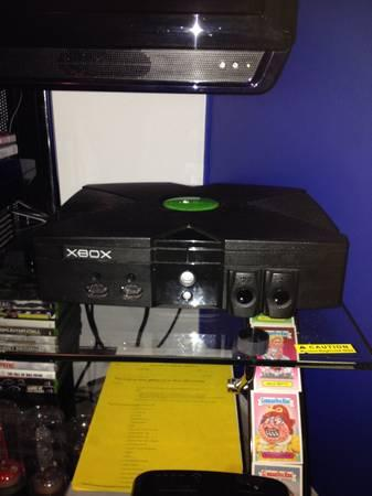 ORIGINAL XBOX 25 GAMES AND MORE BUNDLE TRADE/SELL