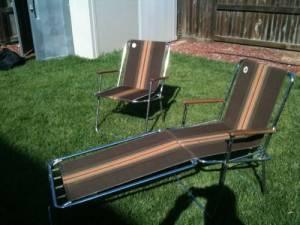 Original Zip Dee Camping Folding Chairs   $75 (Merced)