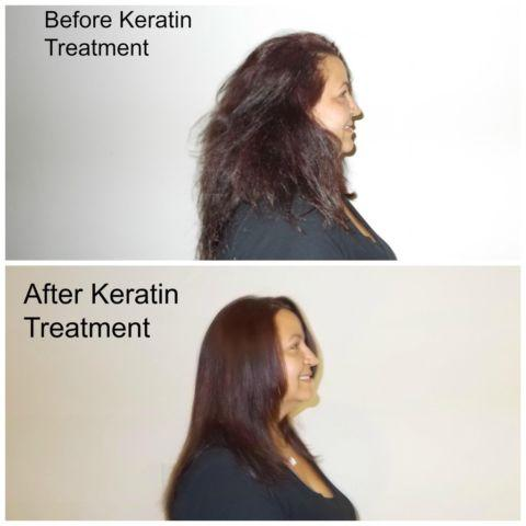Orlando Salon Offer Keratin Treatment With No 3 day