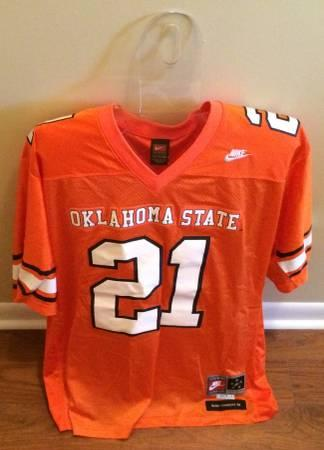 9934219f03b OSU Barry Sanders Jersey 2 XL in like new condition - for Sale in ...