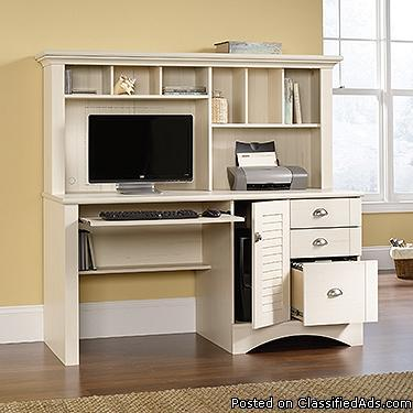 Our OUTLET STORE Carries SAUDER FURNITURE