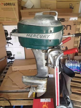 Outboard boat motor 1953 mark 15 10hp for sale in austin for 10 hp outboard motors for sale