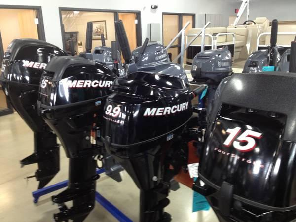 Outboard engines mercury yamaha for sale in carlisle for Boat motors for sale mn