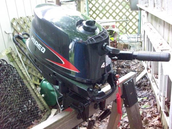 Outboard Motor For Sale - $1000