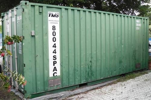 Outdoor 20 Foot Shipping Steel Storage Container, Great ...