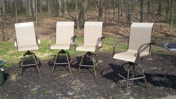 outdoor patio bar stools zeeland mi for sale in