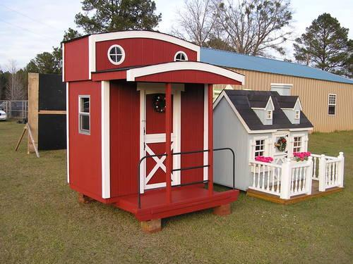 outdoor PLAY HOUSES new
