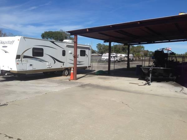 Outside Storage Boat Amp Rv For Sale In Eloise Florida