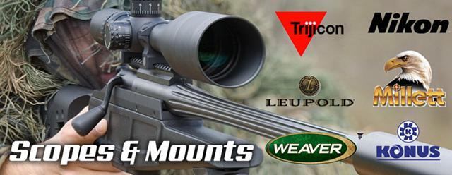 Over 15,000 Gun Accessories - Scopes, Sights, Lights, Holsters, Ammo - Best Prices
