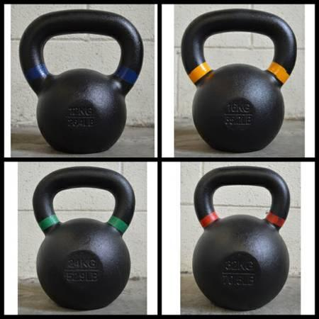 Over stock of Kettlebells ///////////////
