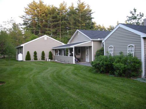 Oversize L Shaped Ranch For Sale In Londonderry New