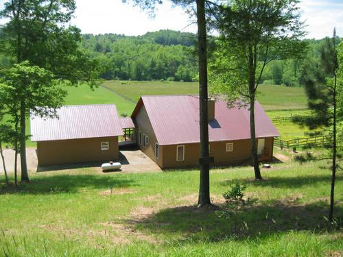 Owner Fin Handicap Accessible Home On 10 A In North Ga