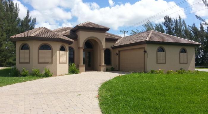Owner Financing Sw Cape Coral Waterfront Pool Home Gulf Access For Sale In Cape Coral Florida