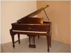 P C Weaver Grand Piano Heights Area For Sale In
