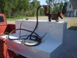 P/U Fuel Tank w/trans pump - $700 (Manhattan MT.)